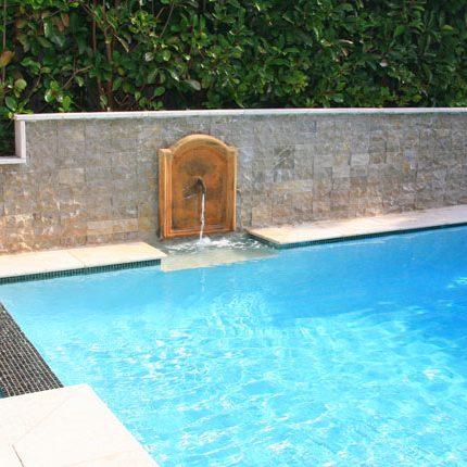 Collaroy plateau pool design modern garden pool design for Pool design northern beaches