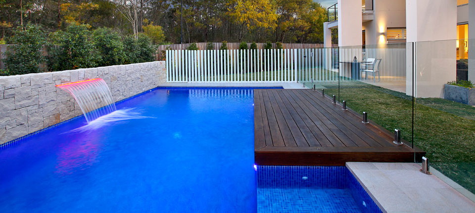 Northern beaches pool design contemporary pool design for Water pool design