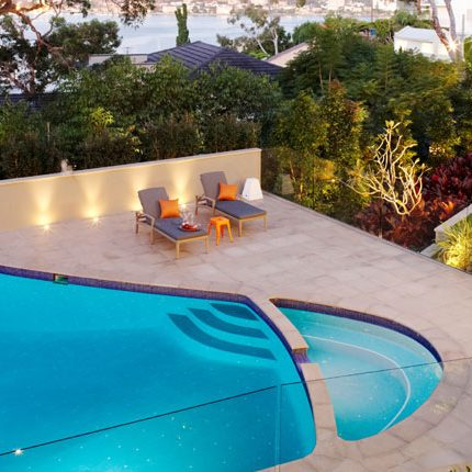 Pool renovation balgowlah heights family backyard pool for Pool design northern beaches