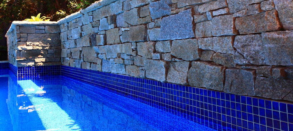 Bondi Pool Design Pool Design With Feature Wall