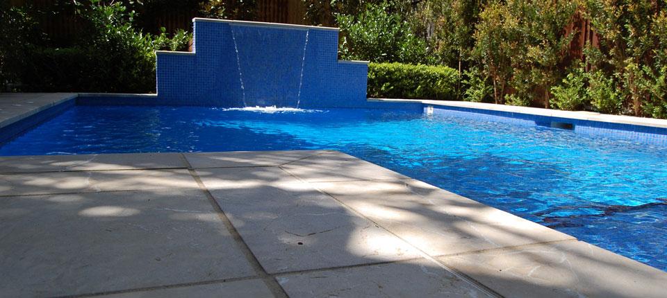 Eastern Suburbs Pool Design Tiled Plunge Pool Design Randwick Sydney