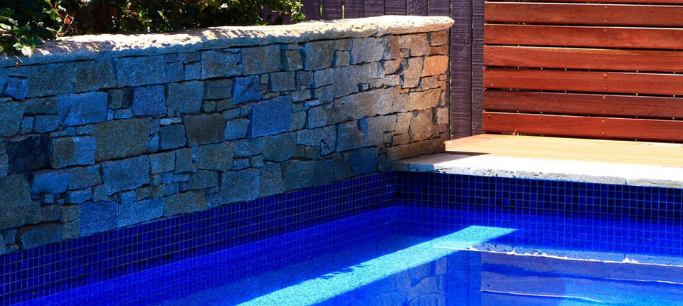 Bondi Pool Design Pool Design With Feature Wall Eastern Suburbs Sydney