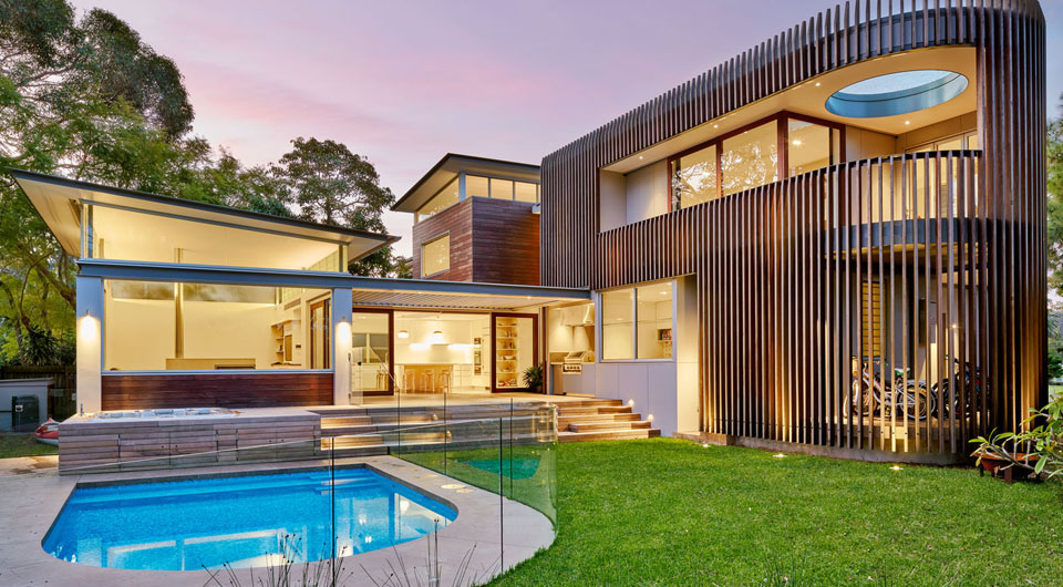 Landscape design & pool design in Manly, Northern Beaches in Sydney, New South Wales