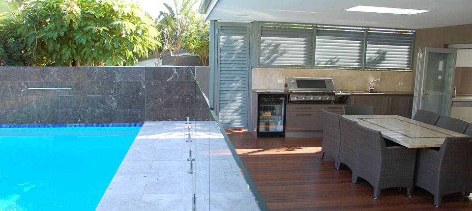 A stunning project from our pool designers in Mosman in Sydney