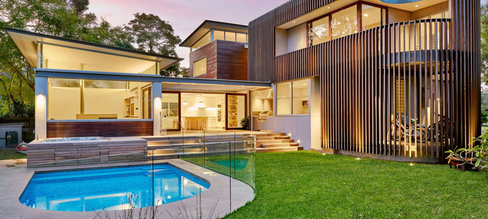 Pool design in Manly - Sydney, NSW