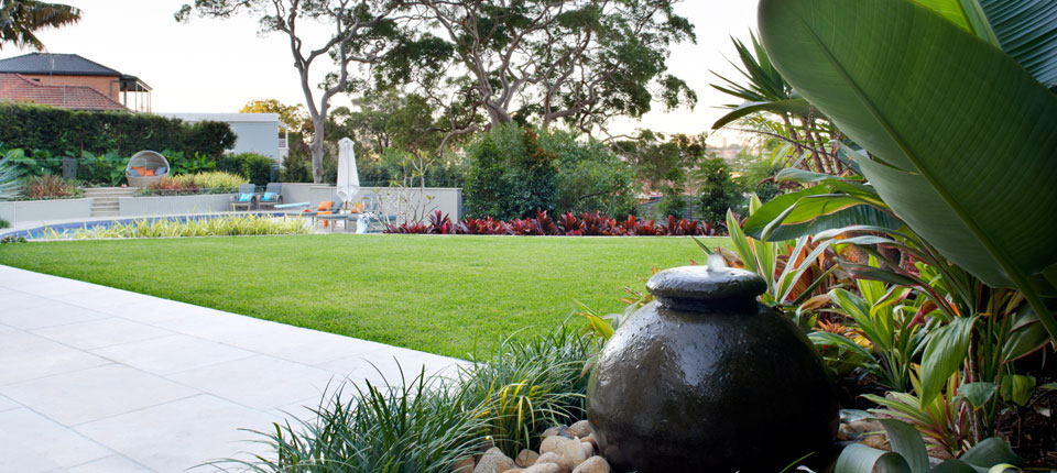 Garden Design Services Sydney NSW