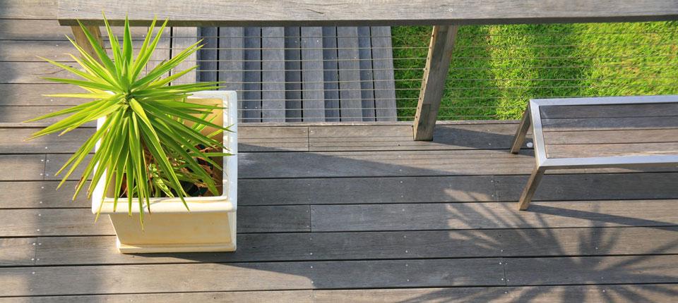 Double bay landscape design timber deck design eastern for Landscape design courses sydney