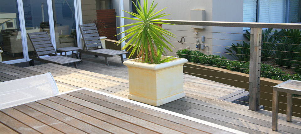 Double bay landscape design timber deck design eastern for Landscape architecture courses sydney