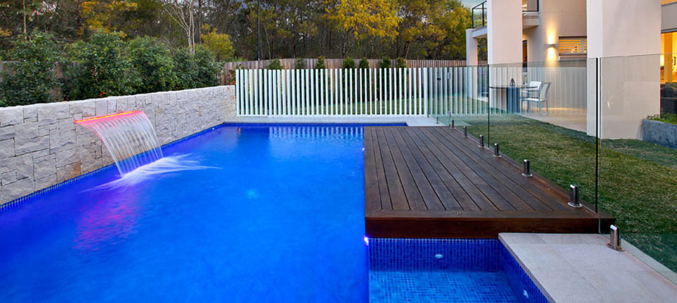 Modern & contemporary pool design in Avalon, Northern Beaches in Sydney