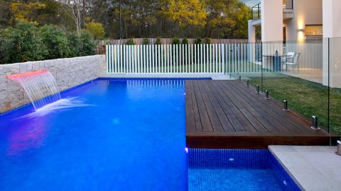 Swimming Pool Designs Showcase by Space Landscape Designs