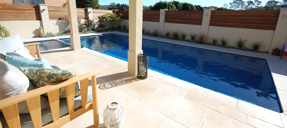 Pool renovation freshwater european inspired pool for Pool design northern beaches