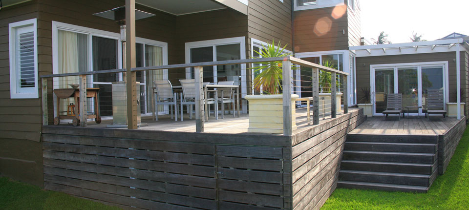 Double Bay Landscape Design Timber Deck Design Eastern