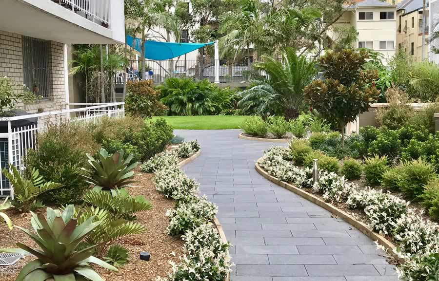 Commercial Landscape Design Sydney Commercial