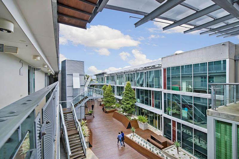 Commercial landscape design sydney commercial for Apartment design nsw
