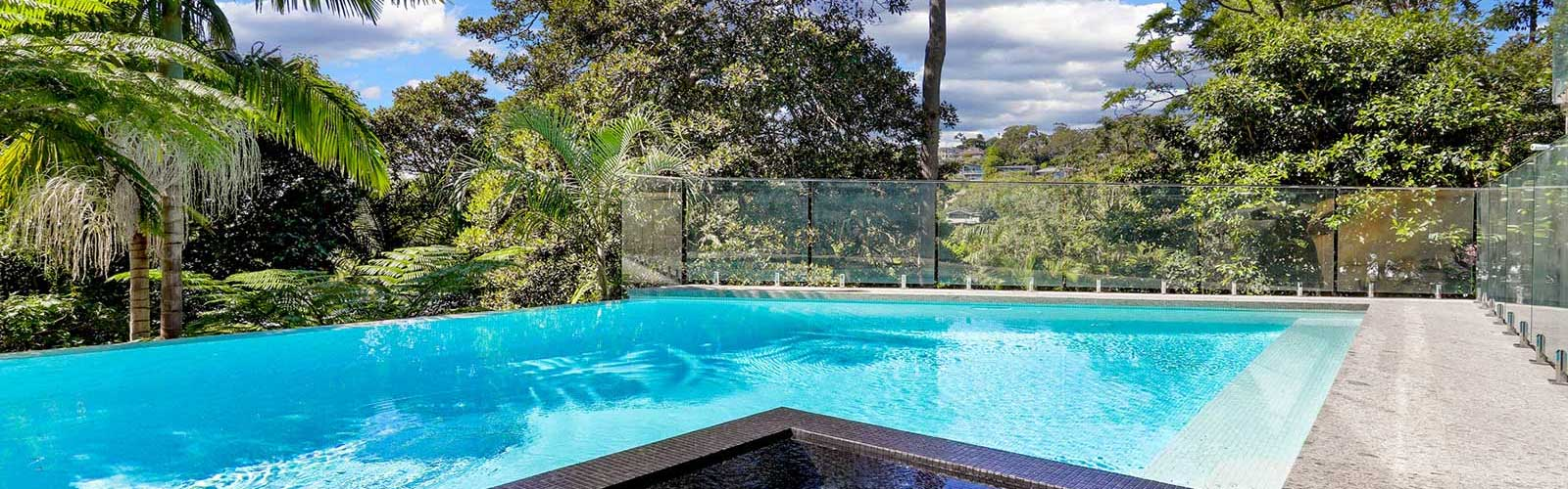 Pool Landscaping: Small and Mighty