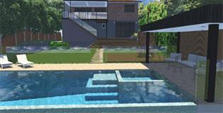Luxury Wet Edge Pool